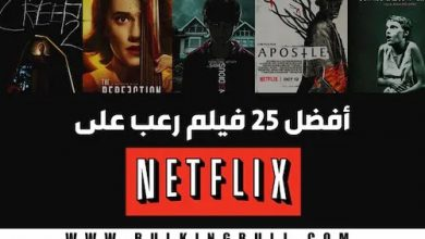 top best 25 netflix horror movies